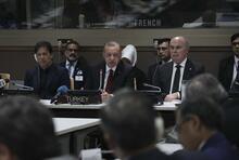 Cumhurbaşkanı Erdoğan: Barış dini İslam'ı terörle bir araya getirmek çok büyük iftiradır
