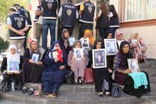 HDP binası önündeki eylem 24'üncü gününde!