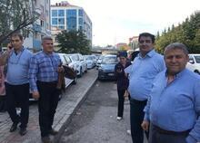 İstanbul'da deprem paniği İşte ilk görüntüler...