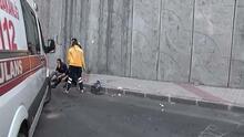 Başakşehir'de feci kaza!