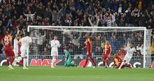 Real Madrid-Galatasaray maçından en özel kareler...