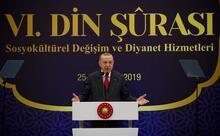 Cumhurbaşkanı Erdoğan: İslam bize göre değil, biz İslam'a göre hareket edeceğiz