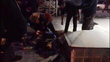 Eğlence mekanında 'kadın garson' kavgası
