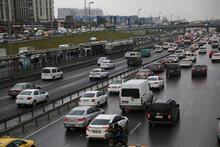 Son dakika! İstanbul'da trafik yoğunluğu