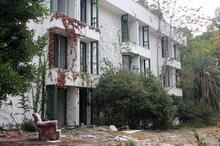 'Hayalet otel' icradan 96 milyon liraya satılık