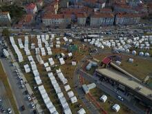 Elazığ'a depremzedeler için 10 binden fazla çadır gönderildi