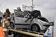 Bu sabah İstanbul... Korkunç kaza!