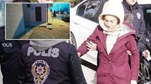 2 çocuk annesi kadın, sevgilisini tuvalette öldürdü!