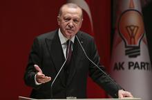 Cumhurbaşkanı Erdoğan 'Kırmızı çizgimiz' deyip net konuştu: Sesin çıkmıyor!