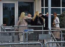 Son dakika: Adnan Oktar davasında tahliye edilen kadınlar duruşmaya geldi!
