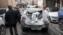 Son dakika... İstanbul'da bina çöktü! Ekipler bölgeye sevk edildi...