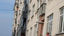 Rize'nin Pisa kuleleri korkutuyor! 4 binadaki eğim gün geçtikçe artıyor