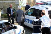 İstanbul'da villada intihar polisi alarma geçirdi