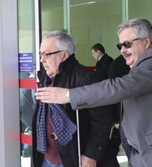 Ankara'da İdlib görüşmesi! Rus heyetin uçağı Esenboğa Havalimanı'na indi