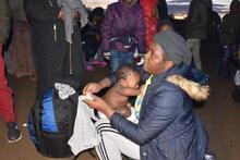 Yunanistan'a geçmek isteyen mülteciler kıyılara gelmeye başladı