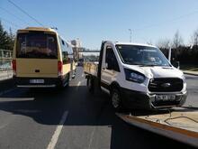 Sultangazi'de zincirleme kaza