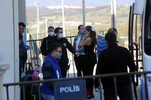Bolu'da karantina yurdunda kalan 29 kişi evlerine gönderildi