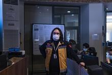Corona virüsle mücadele hattı! Günde 40 bin çağrı geliyor