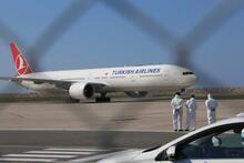 Rusya'daki 333 Türk vatandaşı Türkiye'ye getirildi