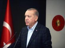 Cumhurbaşkanı Erdoğan dev projenin açılışında konuştu