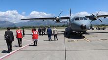 Türkiye'nin tıbbi yardımları Arnavutluk'a ulaştı