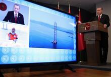 Son dakika! Çanakkale'de tarihi tören! Cumhurbaşkanı Erdoğan'dan CHP ve HDP'ye çok sert tepki