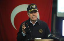 Son dakika! Cumhurbaşkanı Erdoğan, Bakan Akar'la telefonla görüşerek Mehmetçiğin bayramını kutladı