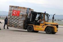 Türkiye, Çad'a 'Koca Yusuf' ile sağlık malzemesi ve ambulans gönderdi