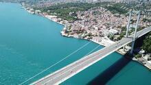 Sarıyer ve Beşiktaş sahili sokağa çıkma yasağının ikinci gününde boş kaldı