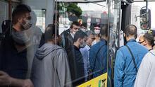 Yer: İstanbul... Yenibosna tıklım tıklım