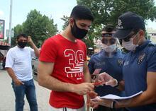 Son dakika... İstanbul'da maske denetimi! Polis tek tek durdurup ceza yazdı