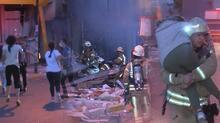 Son dakika haberi: İstanbul'da bir binada patlama meydana geldi