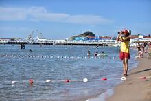 İstanbul plajlarında bir ilk! Kadın cankurtaranlar göreve başladı