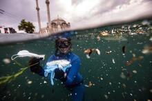 İstanbul'da içler acısı görüntüler! Çöplerle doldu...