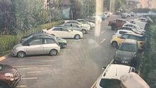 İstanbul'da çaldığı araçla kaçarken ortalığı savaş alanına çevirdi