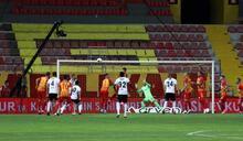Kayserispor - Beşiktaş maçından kareler!