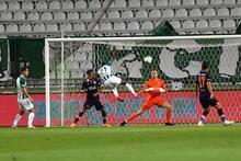 Konyaspor - Başakşehir maçından kareler!