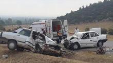 Kozan'da feci kaza! Ölü ve yaralılar var
