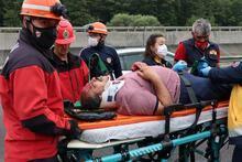 Bolu'da TEM Otoyolu'nda kaza: 8 yaralı