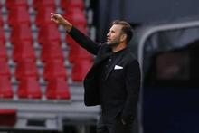 Kopenhag - Başakşehir maçından kareler!