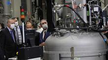 Milli enerjide büyük adım! Türkiye'nin yerli güneş paneli fabrikası açıldı