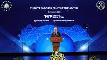 Cumhurbaşkanı Erdoğan: Türkiye'nin kaynaklarını krizden ve kaostan beslenenlere yedirmemekte kararlıyız