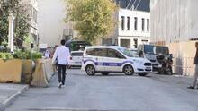 Karaköy'de Amerikalı gazetecinin şüpheli ölümü