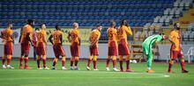 Kasımpaşa - Galatasaray maçında Cüneyt Çakır'dan VAR kararı! Arda Turan yanına gidip...