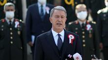 Milli Savunma Bakanı Akar'dan Ermenistan'a tepki