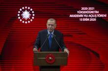Cumhurbaşkanı Erdoğan: En kısa sürede başlatmayı hedefliyoruz