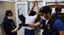 Gaziantep'te 853 polisle 16 saatlik uyuşturucu operasyonu: 26 gözaltı