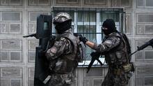 İstanbul'da uyuşturucu tacirlerine yönelik operasyon