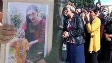 Gence'de saldırıya uğrayan bebek ile annesini ölüm bile ayıramadı