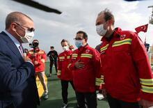 Cumhurbaşkanı Erdoğan, yeni gaz rezervini açıkladı